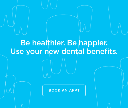 Be Heathier, Be Happier. Use your new dental benefits. - Santa Fe Modern Dentistry and Orthodontics