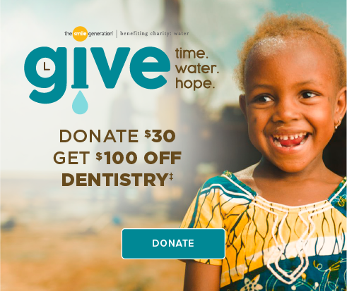Donate $30, Get $100 Off Dentistry - Santa Fe Modern Dentistry and Orthodontics